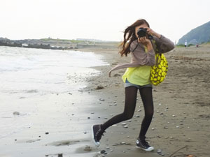 カメラ女子について