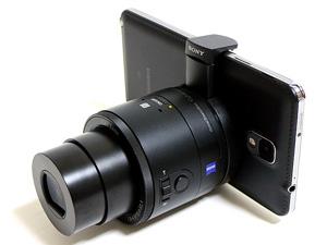 ケータイに取り付ける特殊レンズも買取可能?