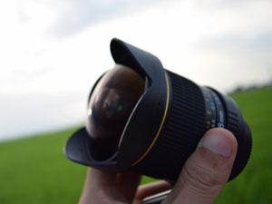 魚眼レンズのメーカーや製品について