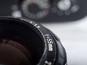 カメラレンズの手入れ方法