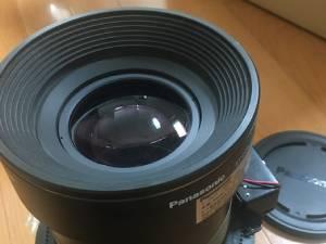 パナソニック PANASONIC レンズ カビ
