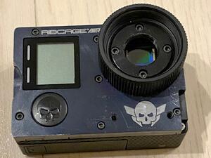 魚眼レンズ カメラ